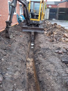 Trench Preparation & Groundworks by Token Engineering