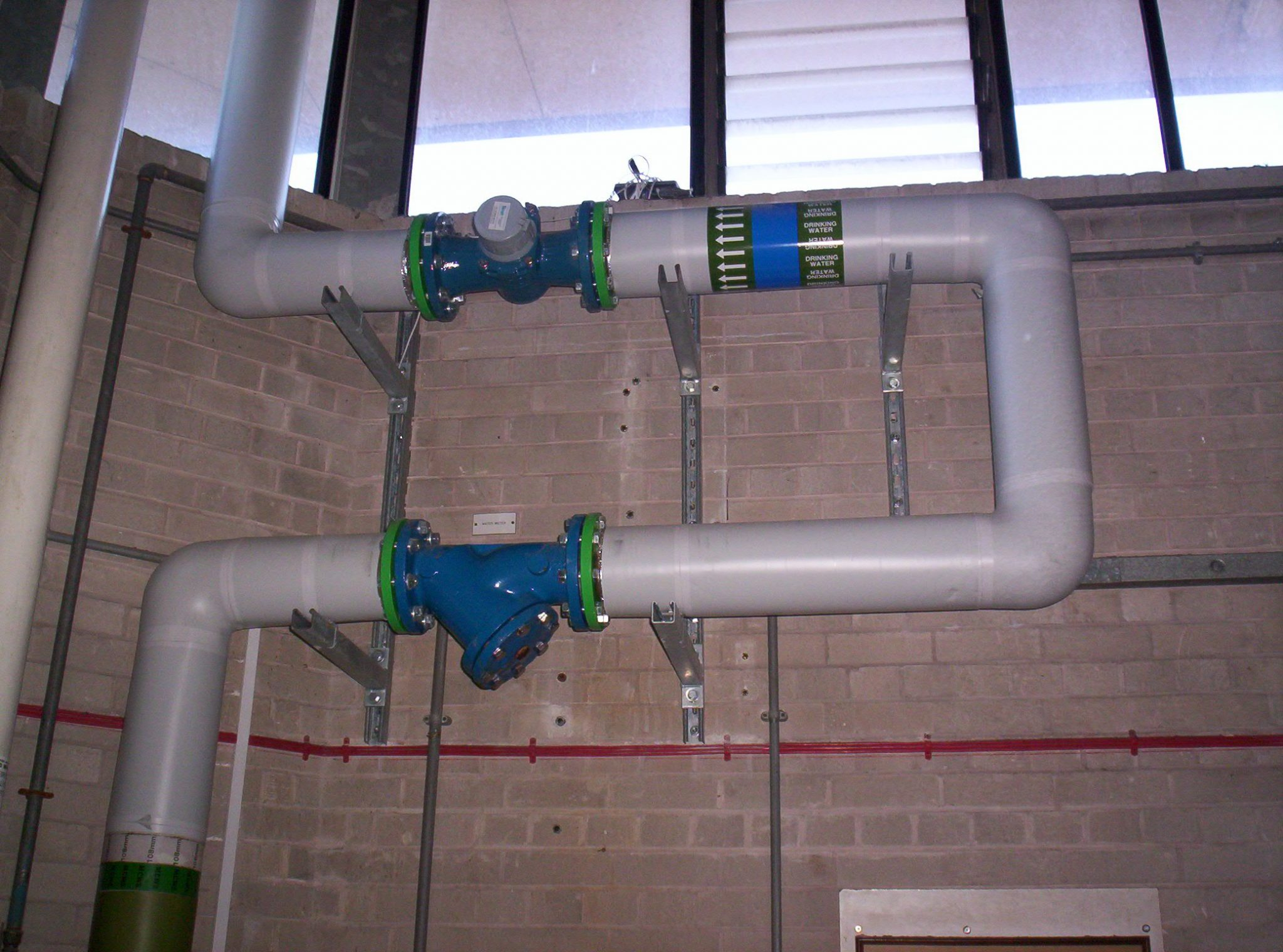 Water leak detection wiaps lead pipes water leakage for Leaky pipe carries more water